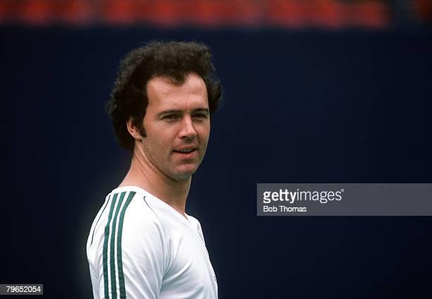 circa 1978 Franz Beckenbauer New York Cosmos