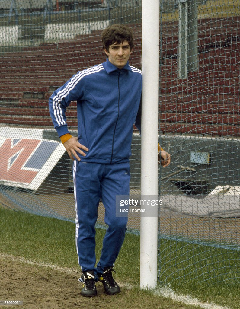 BT Sport Football pic circa 1978 Paolo Rossi Italy Under 21