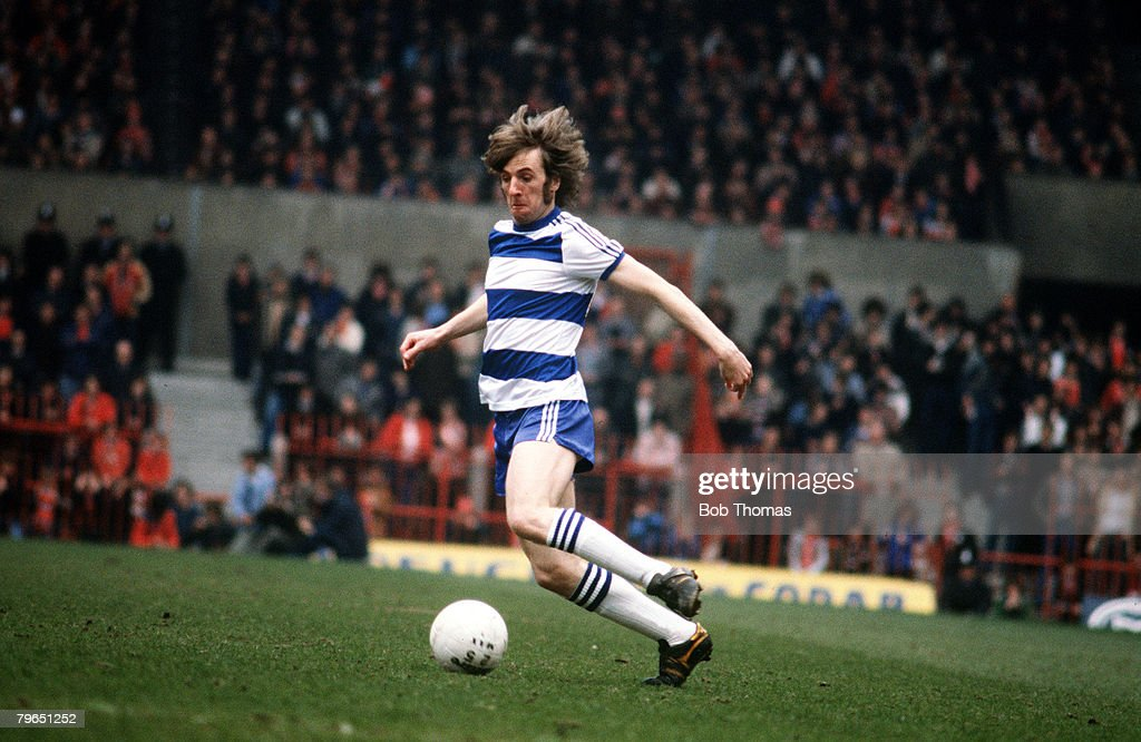 circa 1978, Stan Bowles, Queens Park Rangers