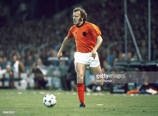 circa 1979 Rene Van De Kerkhof Holland