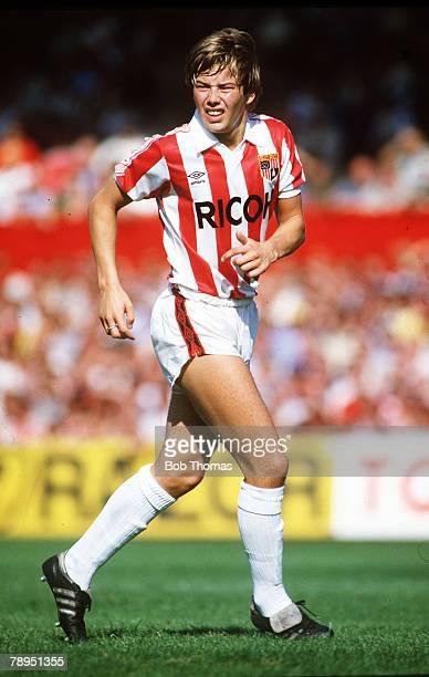 circa 1980 Adrian Heath Stoke City