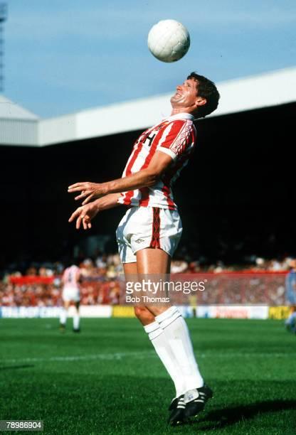 circa 1980 Mike Doyle Stoke City