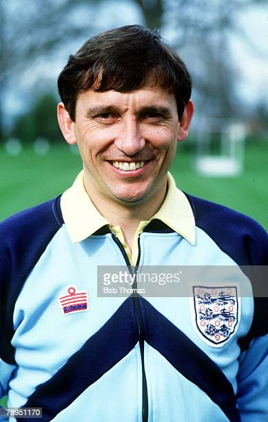 circa 1982 Graham Taylor England Youth Team Manager who managed the full England team 19901993