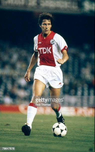 circa 1987 Arnold Muhren Ajax Amsterdam