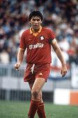 circa 1990 Carlo Ancelotti AS Roma