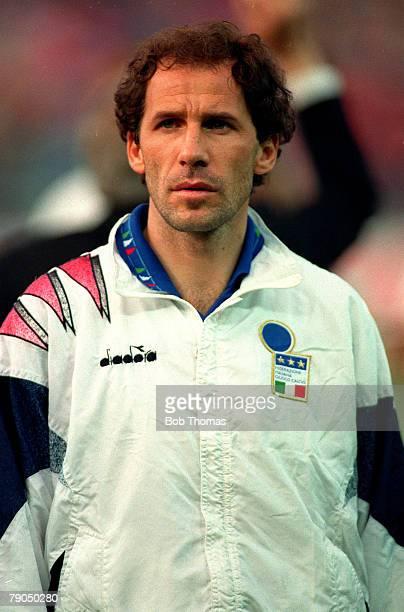 circa 1990 Franco Baresi Italy