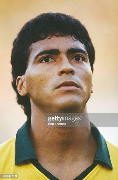 circa 1990 Romario Brazil