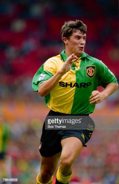 circa 1994 Roy Keane Manchester United