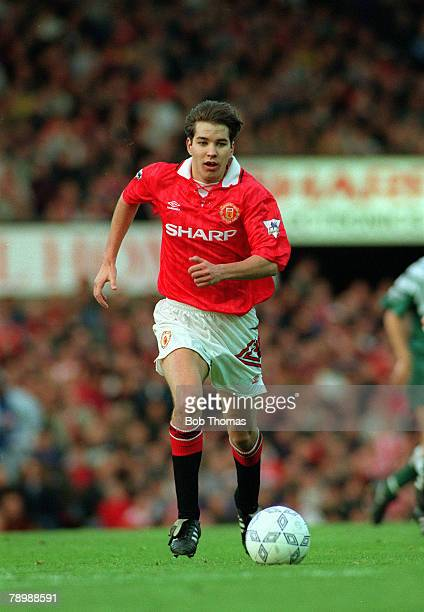 October 1992 Darren Ferguson Manchester United