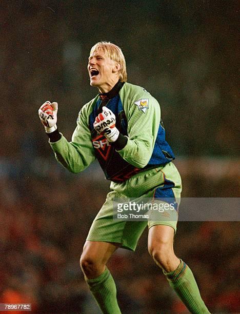 October 1994 Premiership Peter Schmeichel Manchester United goalkeeper Peter Schmeichel was the Denmark goalkeeper 19872001 winning 129 Denmark...
