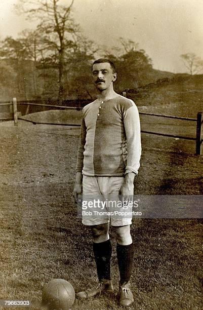Sport Football R Crompton Blackburn Rovers captain 19031904