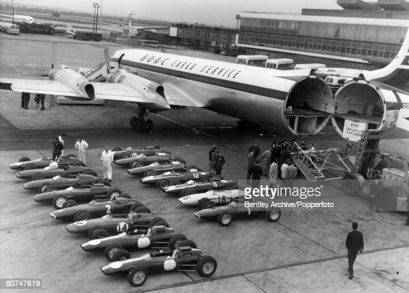 Brm f1 photos et images de collection getty images for Moss motors used cars airport