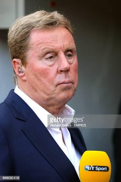 BT Sport Pundit Harry Redknapp