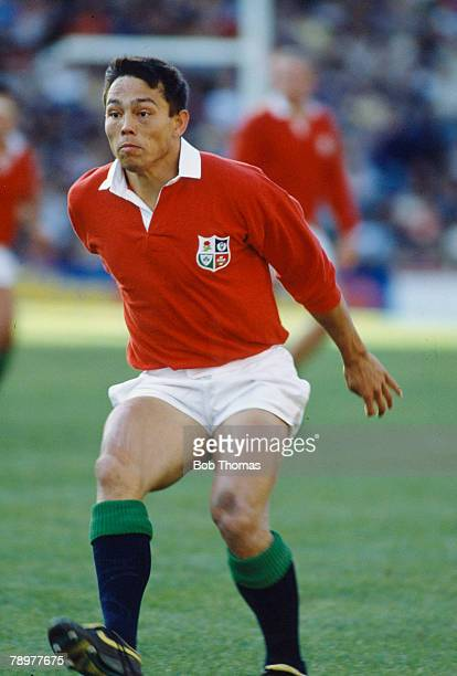 15th July 1989 Lions Tour of Australia Sydney 3rd Test Match Australia 18 v British Lions 19 Rory Underwood British Lions Rory Underwood also played...