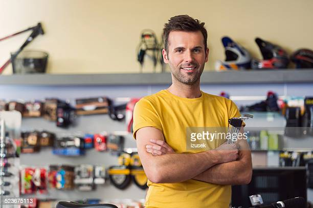 Sport store manager