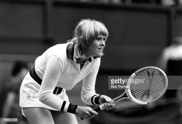 1978 1978 Wimbledon Lawn Tennis Championships Sue Barker Great BritainSue Barker born 1956 was one of Britain's top women stars of the 1970's and won...