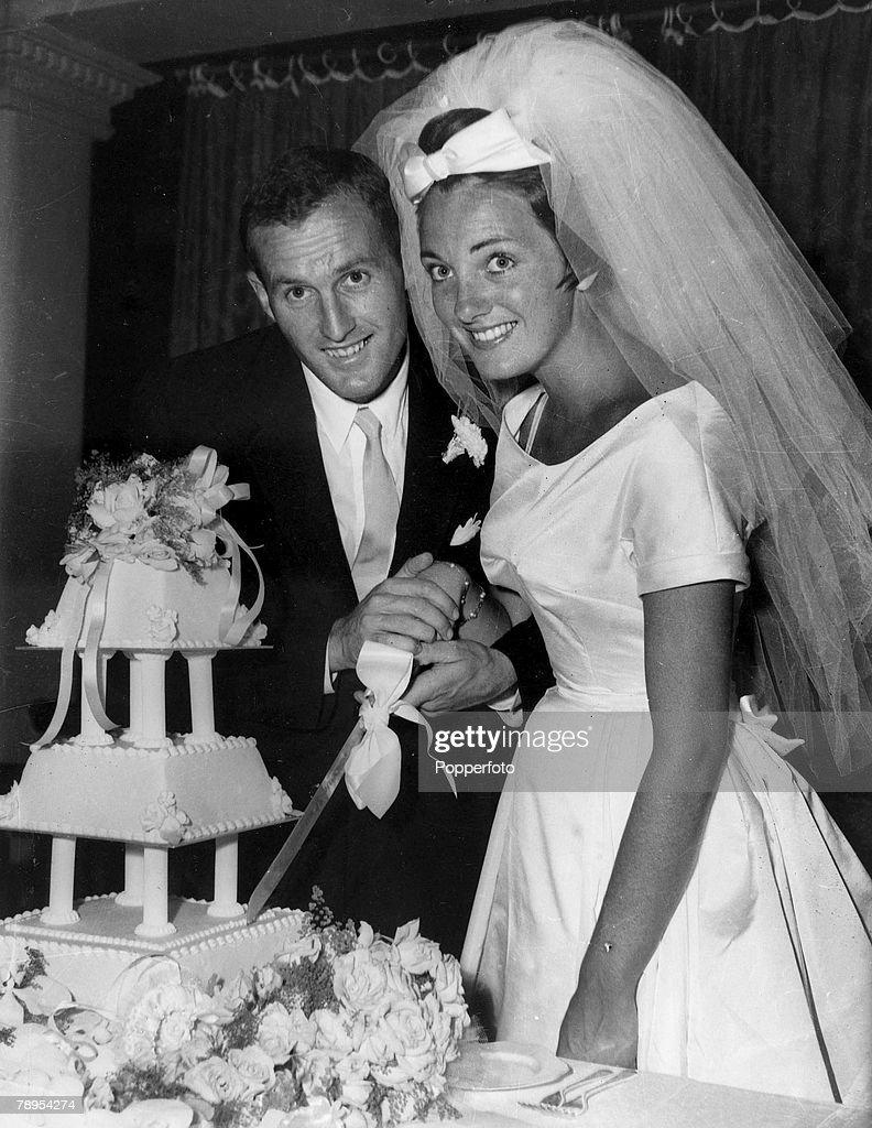 Sport Tennis pic February 1961 Australian tennis star Neale