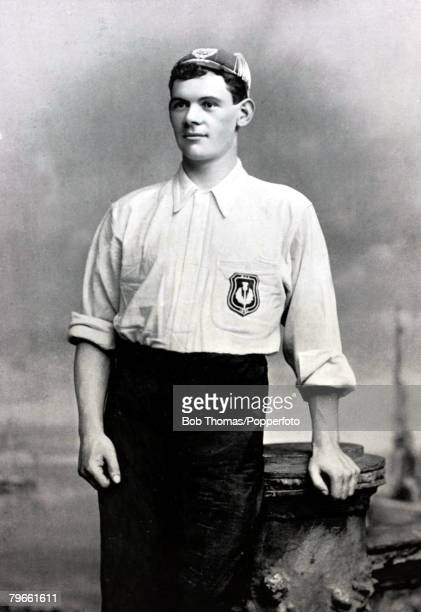 Sport/Football circa 1896 Daniel Doyle Celtic and Scotland He made 8 international appearances and played in England for Grimsby Bolton and Everton...