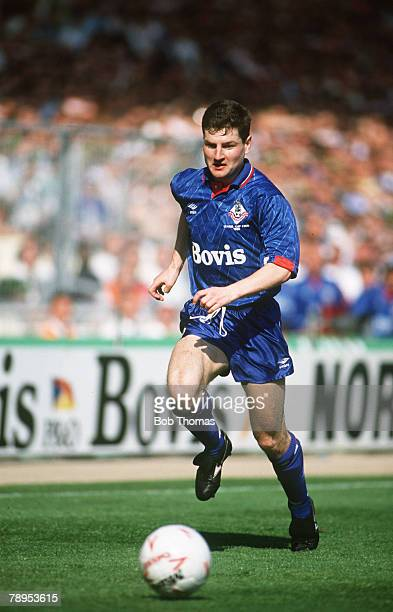 29th April 1990 Denis Irwin Oldham Athletic defender who won 56 Republic of Ireland international caps 19912000 while playing at Manchester United