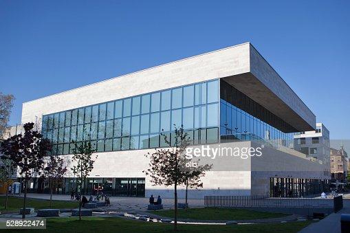 Sporthalle Platz der Deutschen Einheit, Wiesbaden