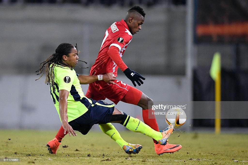 Sporting Braga: UEFA Europa League Round Of 32: First