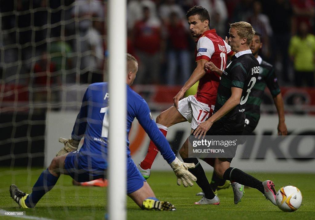 Braga Fc: SC Braga V FC Groningen - UEFA Europa League
