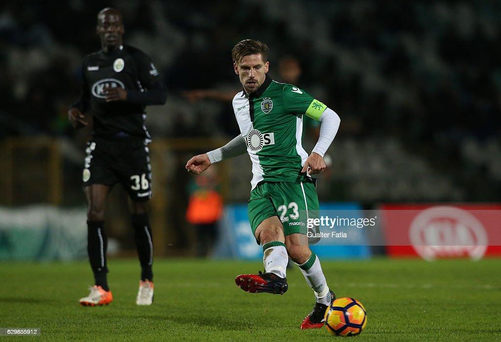 [0-3] Sporting acelera rumo ao dérbi com a quinta vitória consecutiva