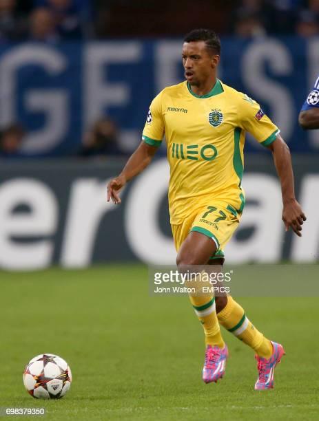 Sporting Lisbon's Nani