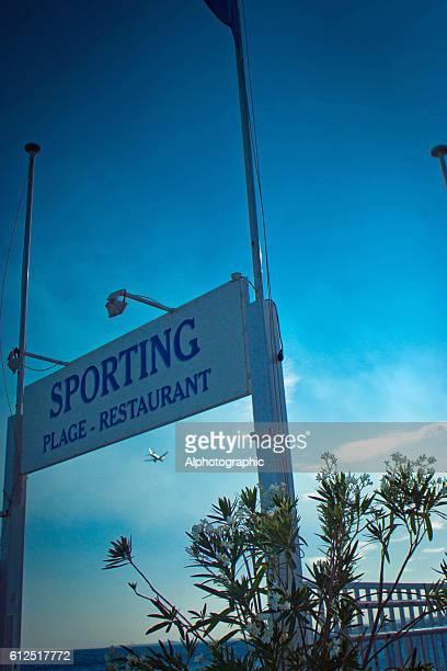 Sporting Plage - restaurant
