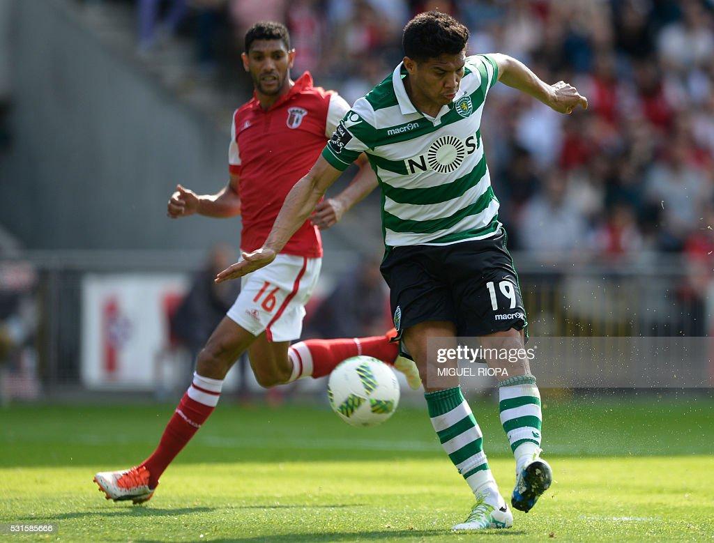 Sporting Braga: SC Braga V Sporting CP - Primeira Liga