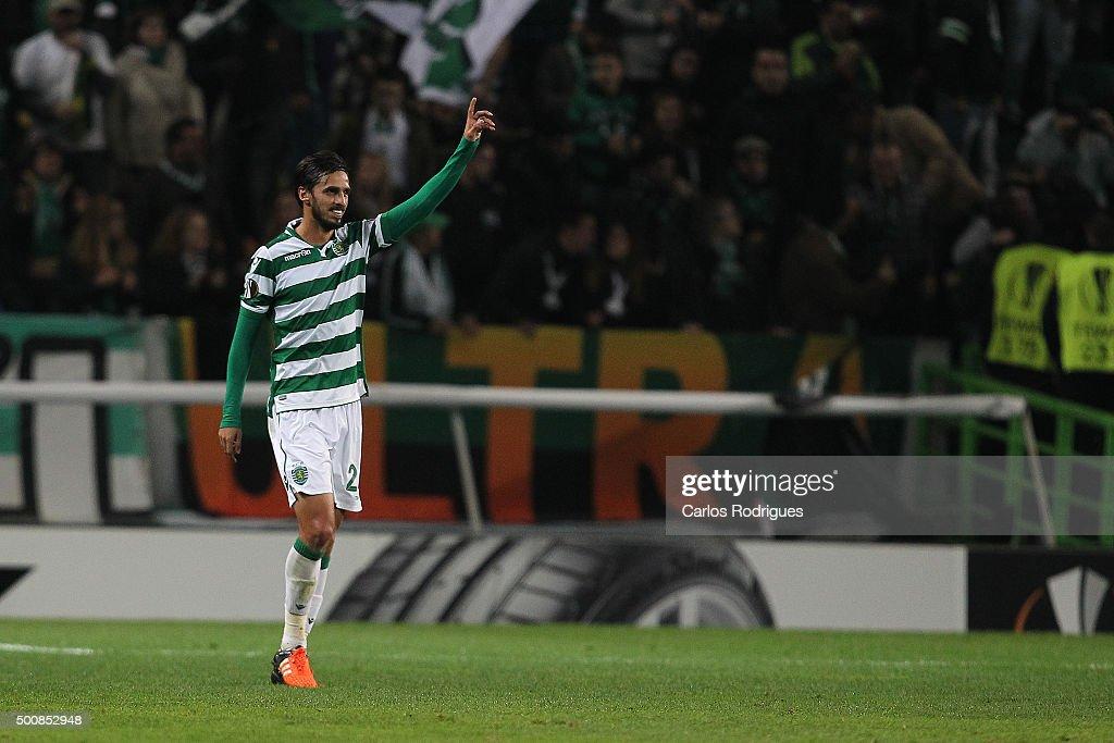 Sporting Clube de Portugal v Besiktas JK - UEFA Europa League