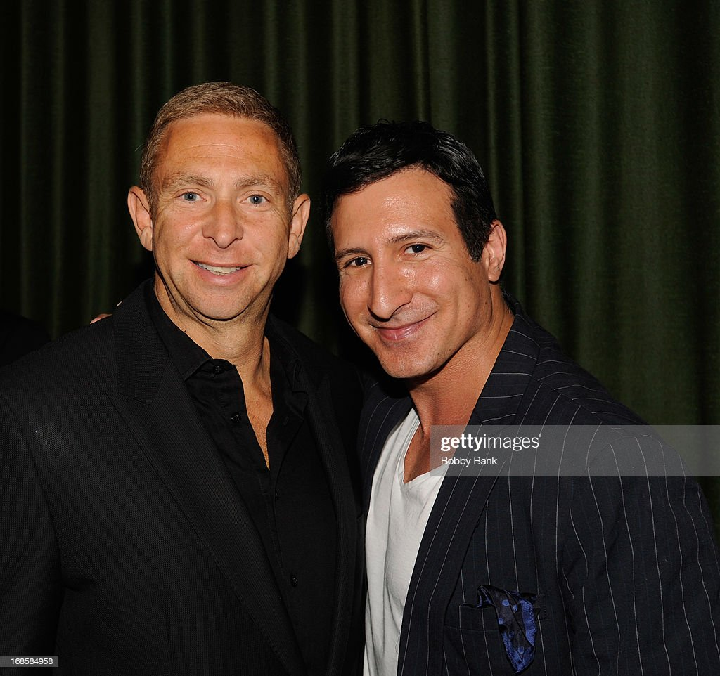Sports agent Jerrold Colton and actor William DeMeo attend the 'Once Upon A Time in Brooklyn' screening at Resorts Casino Hotel on May 11, 2013 in Atlantic City, New Jersey.
