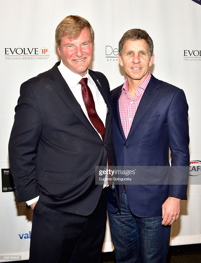 Sports agent <a gi-track='captionPersonalityLinkClicked' href=/galleries/search?phrase=Leigh+Steinberg&family=editorial&specificpeople=221448 ng-click='$event.stopPropagation()'>Leigh Steinberg</a> and ESPN's NFL Business Analyst Andrew Brandt attend the 29th Annual <a gi-track='captionPersonalityLinkClicked' href=/galleries/search?phrase=Leigh+Steinberg&family=editorial&specificpeople=221448 ng-click='$event.stopPropagation()'>Leigh Steinberg</a> Super Bowl Party on February 6, 2016 in San Francisco, California.