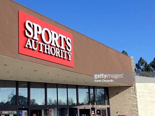 Sports Authority store Sunnyvale California