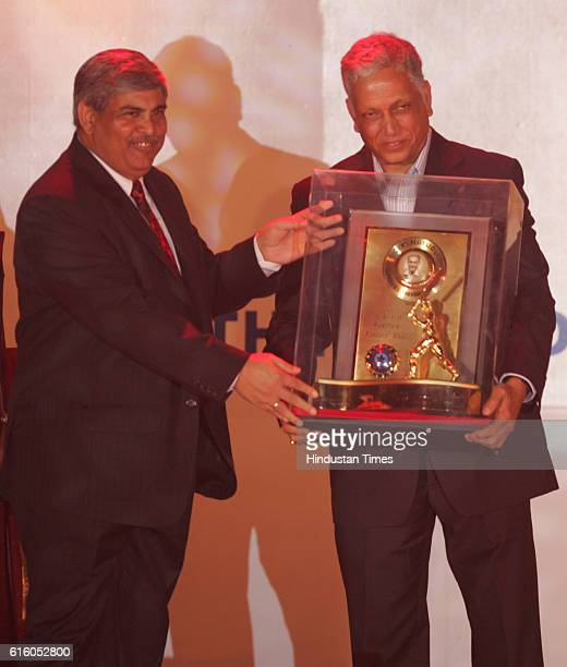 Sports Awards India's Mohinder Amarnath recieved Life time achievement BCCI awards
