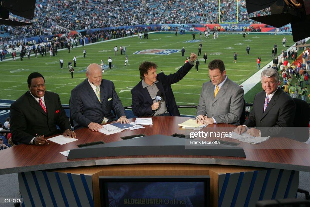 Los contratos televisivos son fundamentales para la NFL