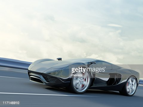 Sports Car : Stock Photo