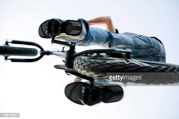 Sports: Catching Air on a Bike