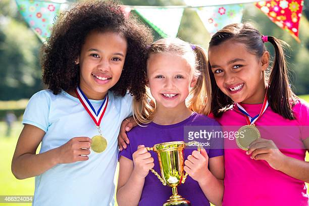 Sports Day Winners