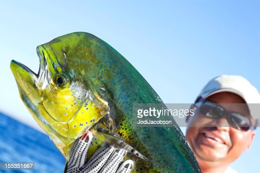 Sports: Dorado A successful day of fishing