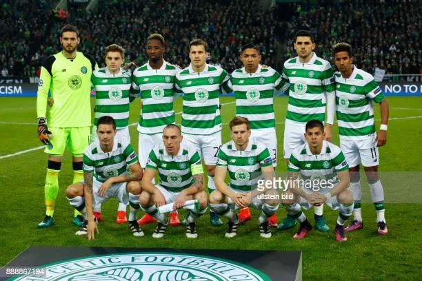 sports football UEFA Champions League 2016/2017 Group Stage Group C Matchday 4 Borussia Moenchengladbach versus Celtic FC Glasgow 11 Stadium Borussia...