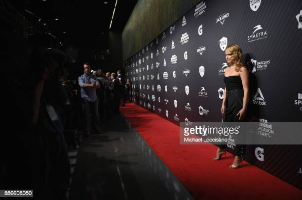 Sports Illustrated Swimsuit model Sailor Brinkley Cook attends SPORTS ILLUSTRATED 2017 Sportsperson of the Year Show on December 5 2017 at Barclays...