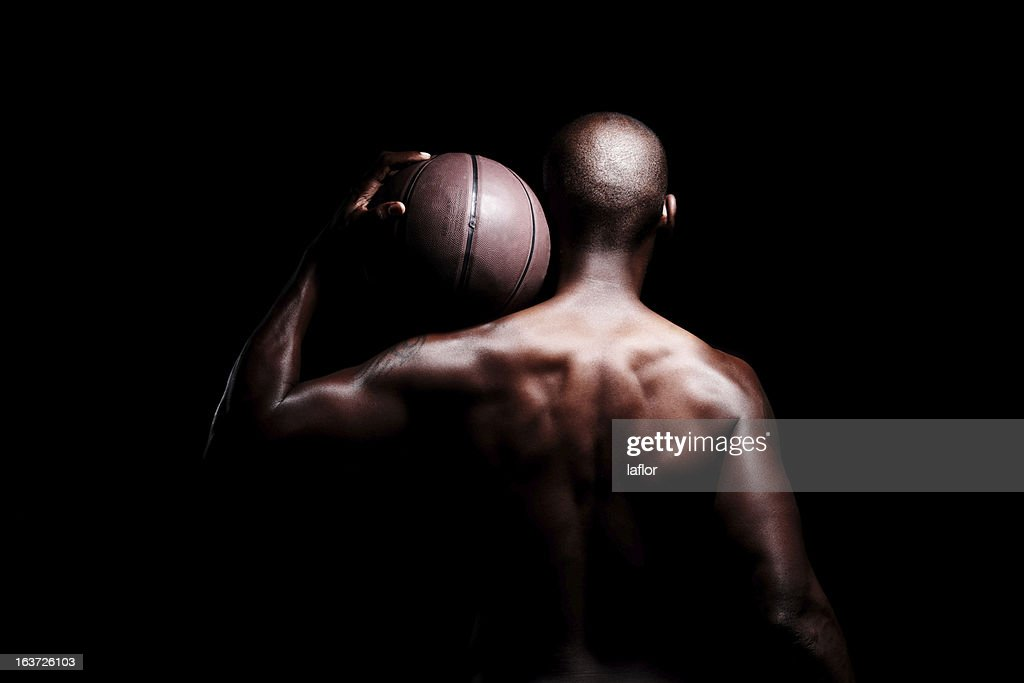 Sports is in his blood! : Stock Photo