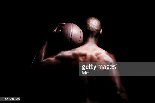 Deportes s'encuentra en su sangre. : Foto de stock