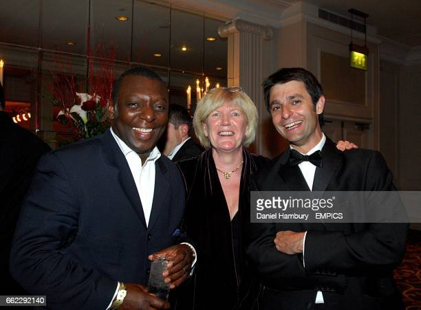 BBC sports journalist Garth Crooks at the PFA Awards