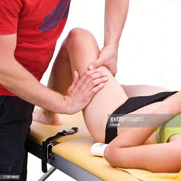 Deportes de masajes