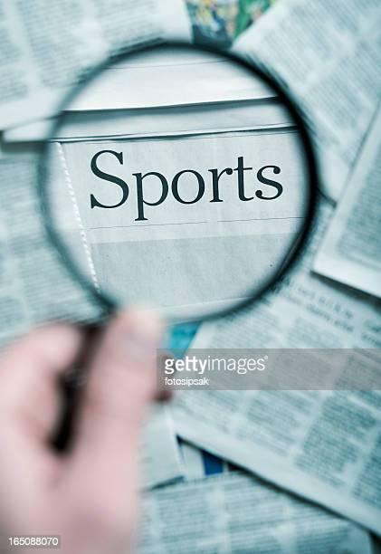 Actualités sportives