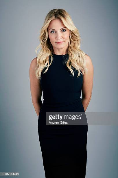 Sports reporter and host on ESPN Michelle Beadle is photographed for Self Assignment on July 27 2016 in Los Angeles California