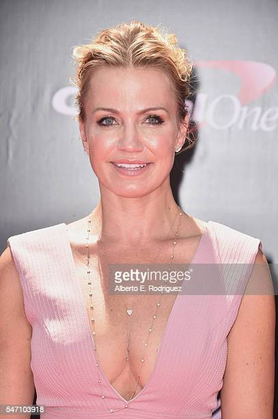 Sports reporter Michelle Beadle attends the 2016 ESPYS at Microsoft Theater on July 13 2016 in Los Angeles California