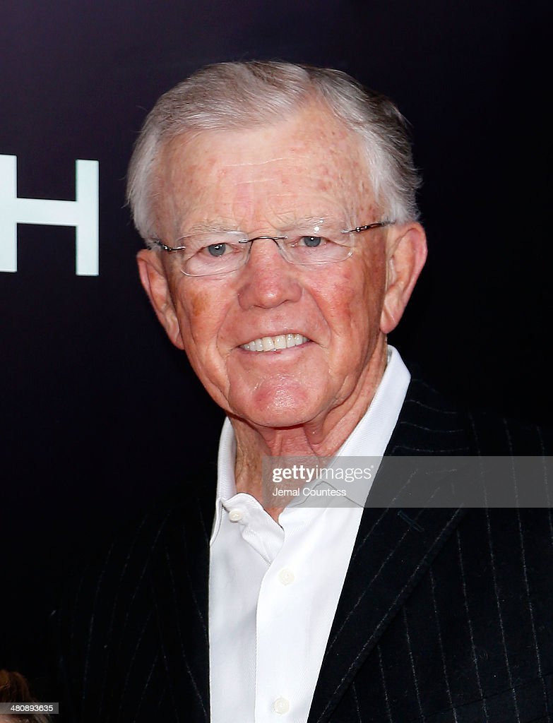Sports Teams Owner <a gi-track='captionPersonalityLinkClicked' href=/galleries/search?phrase=Joe+Gibbs&family=editorial&specificpeople=171526 ng-click='$event.stopPropagation()'>Joe Gibbs</a> attends the New York Premiere of 'Noah' at Clearview Ziegfeld Theatre on March 26, 2014 in New York City.